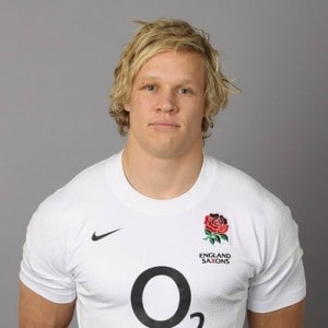 Matt Hopper, Professional rugby player for Harlequins and England Saxons