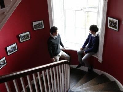 Pupil Friendships at Wells Boarding School Somerset