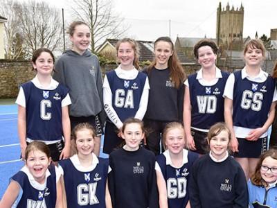 Choir Schools Association Football and Netball Tournament