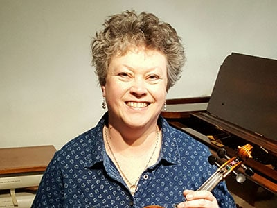 Catherine Lord, Violin/Viola