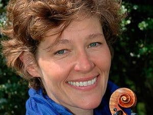 Karin Leishman, Violin Teacher at Wells Cathedral School