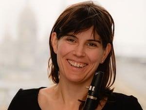 Marie Lloyd - Clarinet