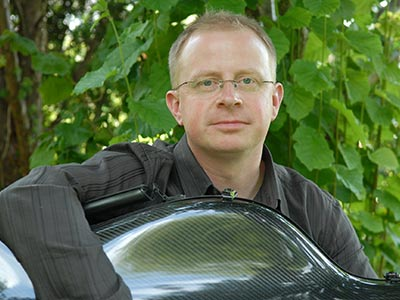 Richard May, Cello Teacher at Wells Cathedral School