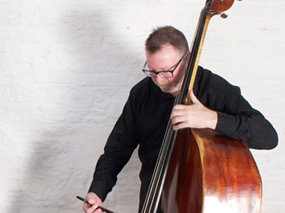 David Heyes, Double Bass