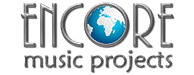 encore music projects logo