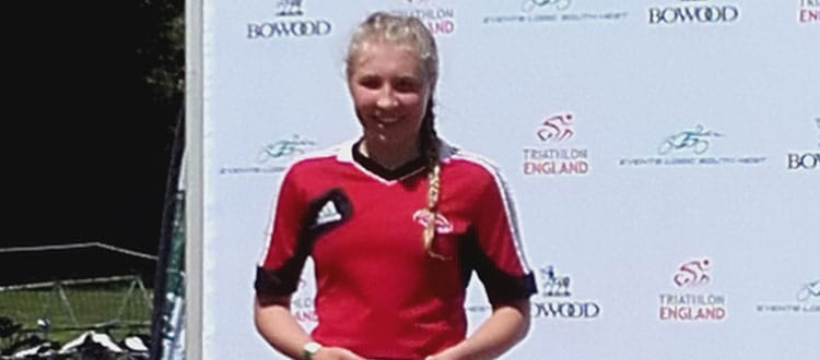 South West Triathlon Championships Junior (17-19) Champion