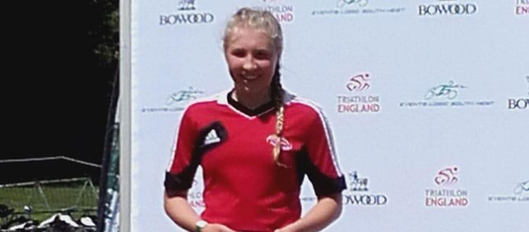 South West Triathlon Championships Junior (17-19) Champion