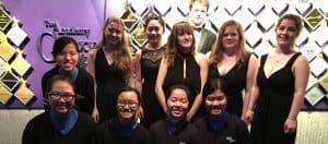 Hong Kong Tour for Wells Wind Quintet