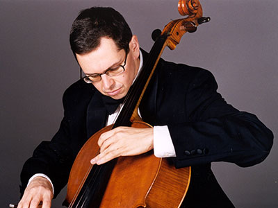 Leonid Gorokhov, cello