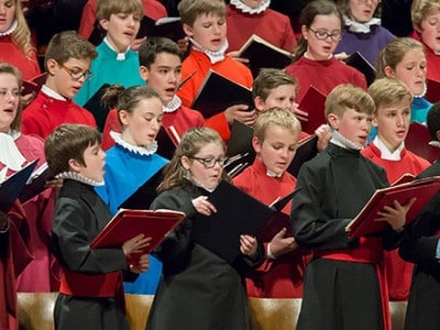 Diamond Fund for Choristers
