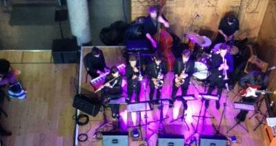 Jazz Combo at Bristol International Jazz & Blues Festival
