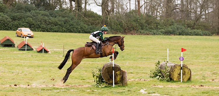 British Eventing First for William