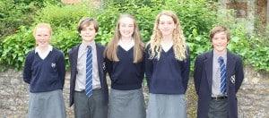UK Junior Maths Challenge Gold