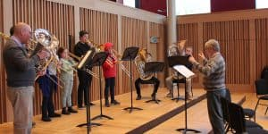 Wells Music Academy - Brass Skills Day
