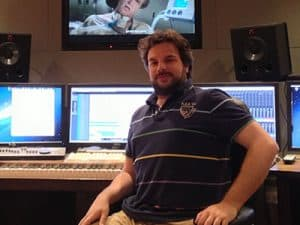 David Buckley, composer, has scores in major Hollywood films...