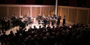 Concert in Cedars Hall