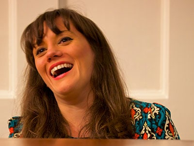 Vikki Stone is a multi-talented comedian, actress, singer and musician. Her shows are a unique mix of stand up and musical comedy and are typified by powerful vocals, sharp wit and clever songwriting skills - and silliness.