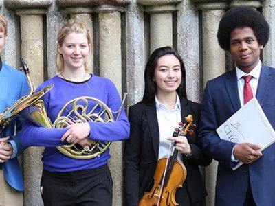 Concerto Winners 2016