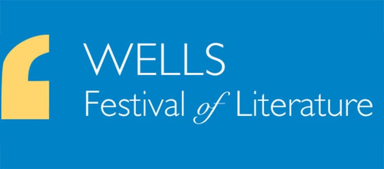Wells Festival of Literature logo