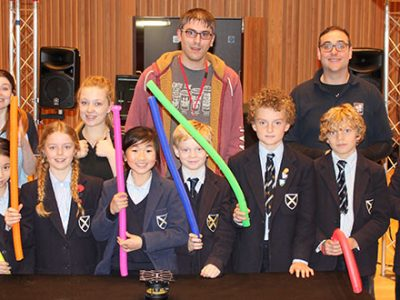 STEM Roadshow - Junior School Students