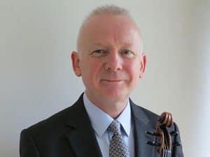 Robert Salter, Violin