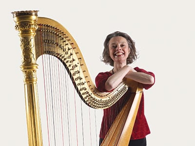 Ruth Faber, Harp
