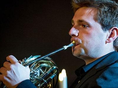 Tim Thorpe, Horn