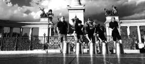 Ferio Perform in Budapest