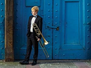 Michael Buchanan, Trombone