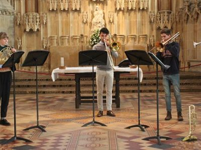 Brass and Percussion Promenade