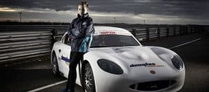 Douglas Motorsport signs Tom for Ginetta Junior Championship