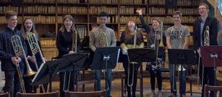 Helen Vollam, Trombone Masterclass