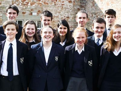 UK Maths Challenge Gold Award Students