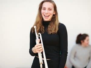 Brass Instrument Skills Days