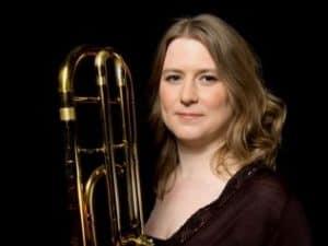 Helen Vollam, Trombone