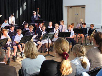 Farleigh Prep School Outreach Visit