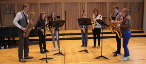 Single Reed Day at Wells Cathedral School
