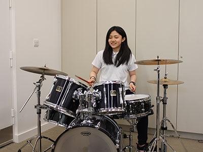 Drum Kit Instrument Day