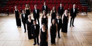Chamber Choir in Cedars Hall