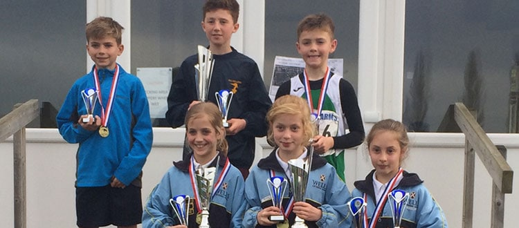 Mendip Junior Cross Country League Winners