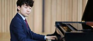 Manchester International Piano Concerto Competition Semi-Finals