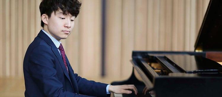 Manchester International Piano Concerto Competition Semi-Finals