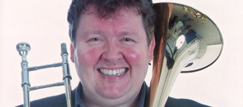 Roger Argente, Bass Trombone