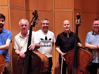 Double Bass News July 2017