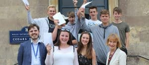 Wells Cathedral School GCSE Results 2017