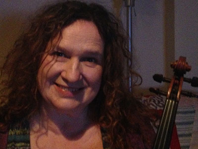 Liz Whittam, Violin - Summer School