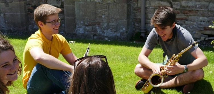 Wind, Brass & Percussion Summer School