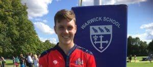 Tom represents Bristol Rugby Academy