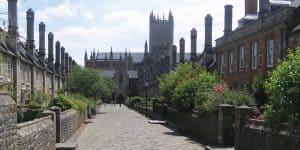 Vicars Close - Summer
