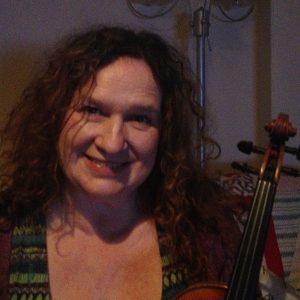 Liz Whittam, Violin